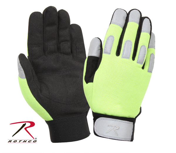 Rothco Lightweight Reflective All Purpose Duty Gloves