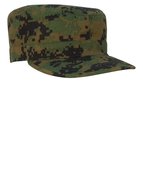 Rothco Camo Fatigue Caps