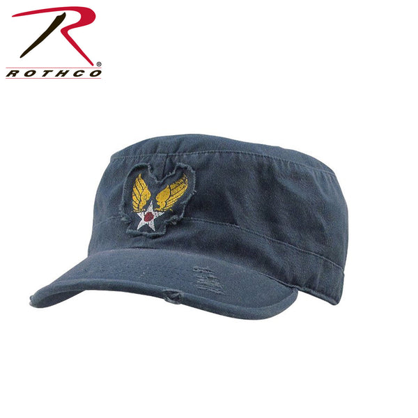 8c03c1f42a3 Rothco Vintage Fatigue Cap With Winged Star