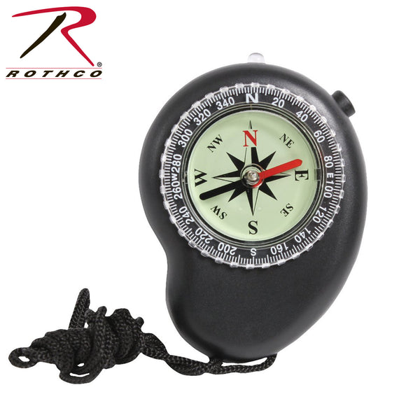 Rothco LED Compass with Lanyard