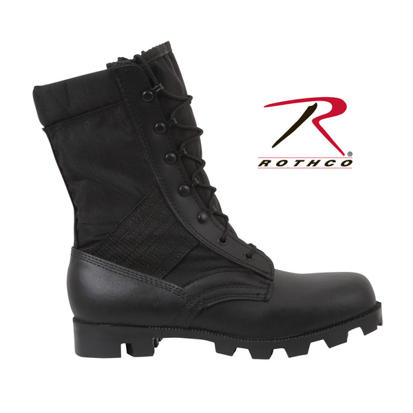 Rothco Black G.I. Type Speedlace Jungle Boot