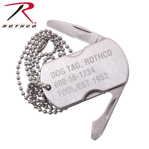 Rothco Dog Tag Multi-Tool