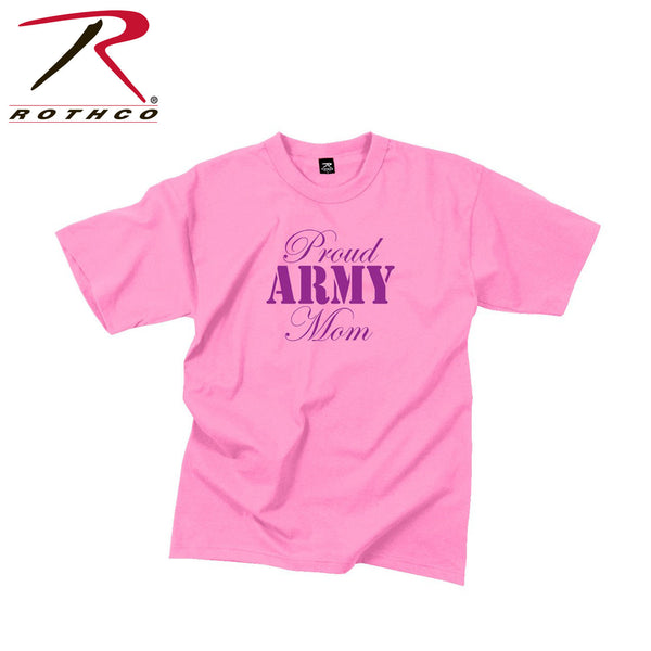 Rothco Proud Army Mom T-Shirt