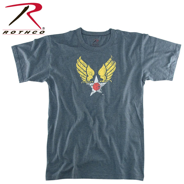 Rothco Vintage 'Winged Star' T-Shirt