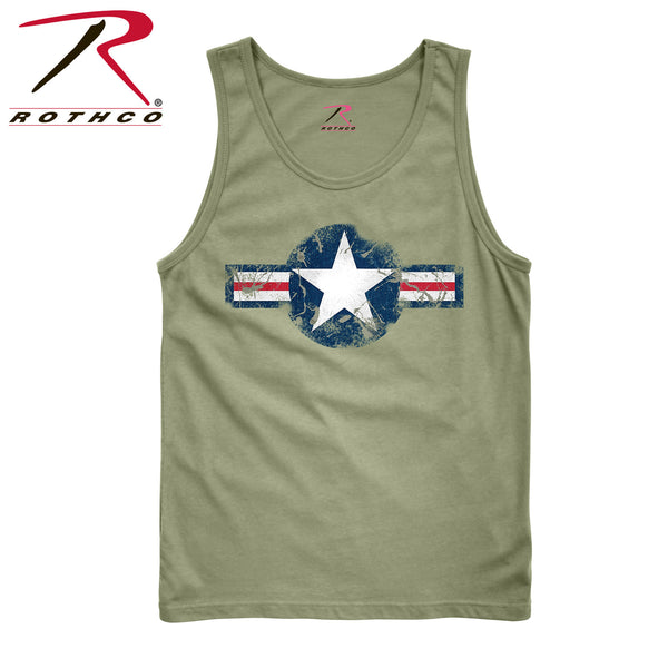 Rothco Vintage Air Corps Tank Top