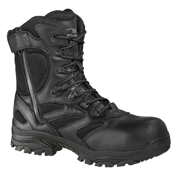 "804-6191 THOROGOOD 8"" WATERPROOF SIDE ZIP COMPOSITE SAFETY TOE"