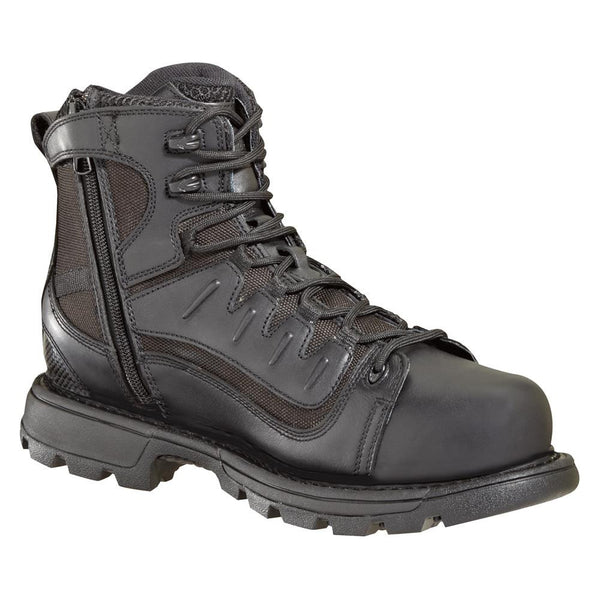 "804-6447 THOROGOOD 6"" TACTICAL SIDE ZIP WATERPROOF COMPOSITE SAFETY TOE"