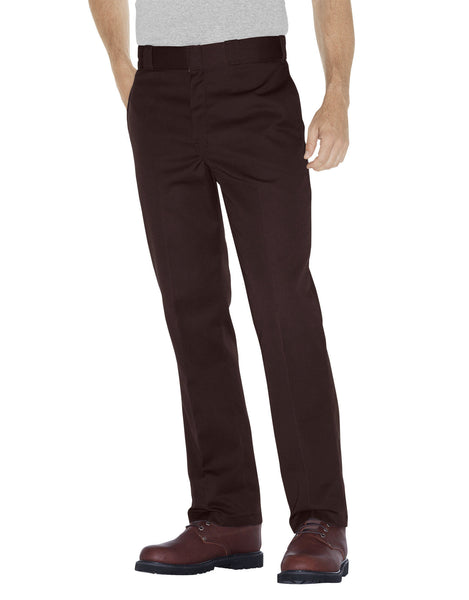 Dickies Work Pants - Dark Brown
