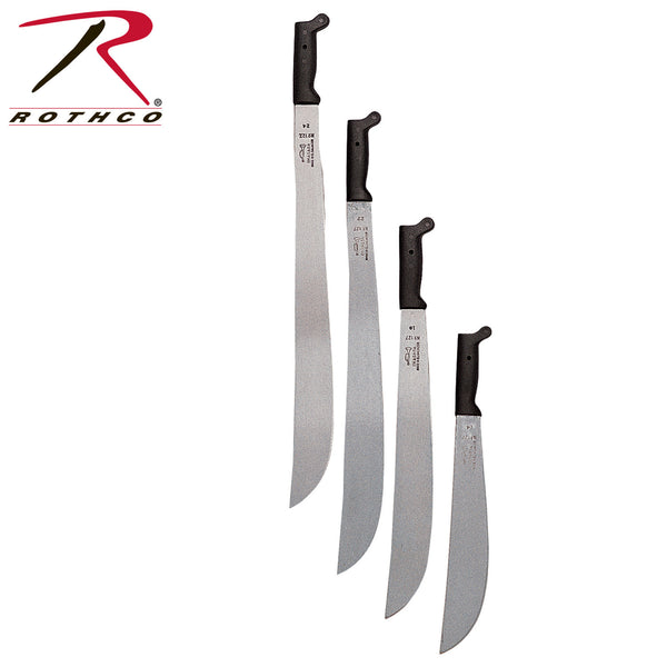 Rothco Collins Style Steel Machetes