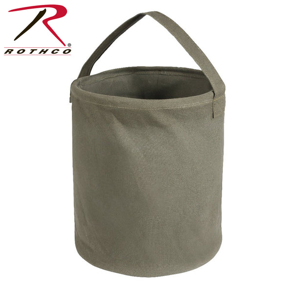 Rothco Canvas Water Bucket