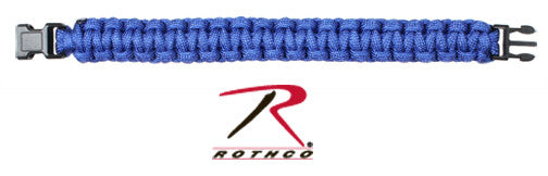 Rothco Solid Color Paracord Bracelet