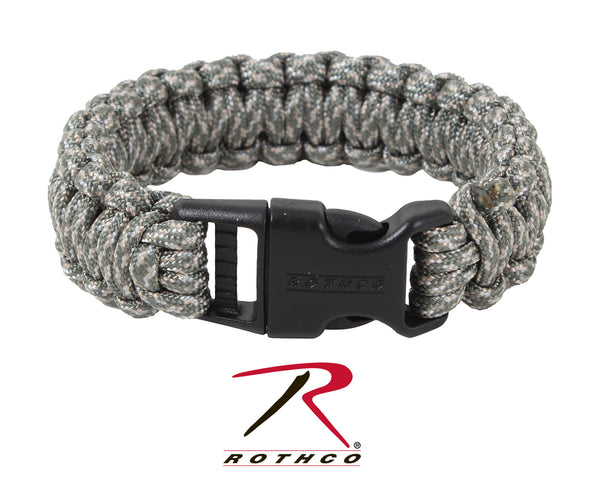 Rothco Deluxe Paracord Bracelets