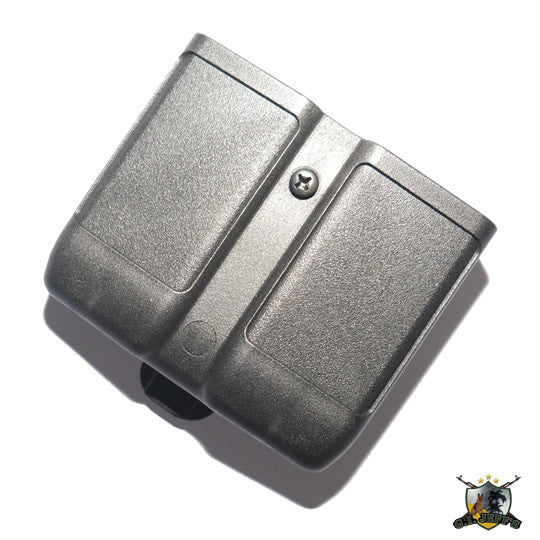 Blackhawk Single Stack Double Mag Case Matte Finish