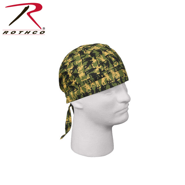 Rothco Army Man Camo Headwrap