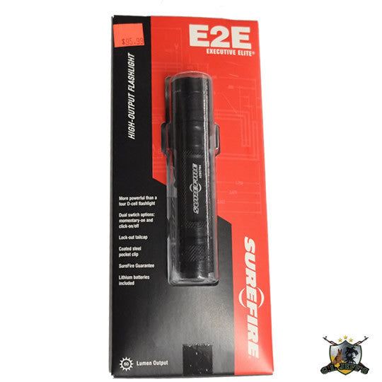 Surefire E2E Executive Elite Flashlight