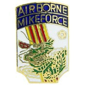 "PIN-SPEC,MIKE FORCE,A/B VIET.RIBBON (1"")"