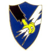 "PIN-ARMY,SECURITY AGENCY (1"")"