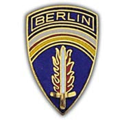 "PIN-ARMY,BERLIN (1"")"