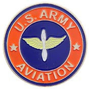 "PIN-ARMY/USAF AVIATION (1"")"