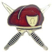 "PIN-SPEC,SOLDIER OF FORT. (1"")"