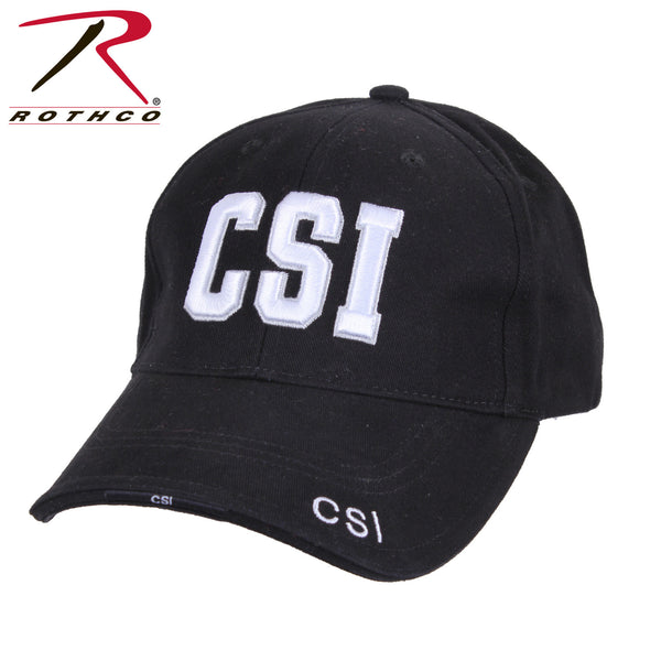 Rothco CSI Deluxe Low Profile Cap