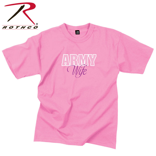 Rothco Army Wife T-shirt