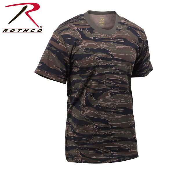 Rothco Tiger Stripe Camo T-Shirts