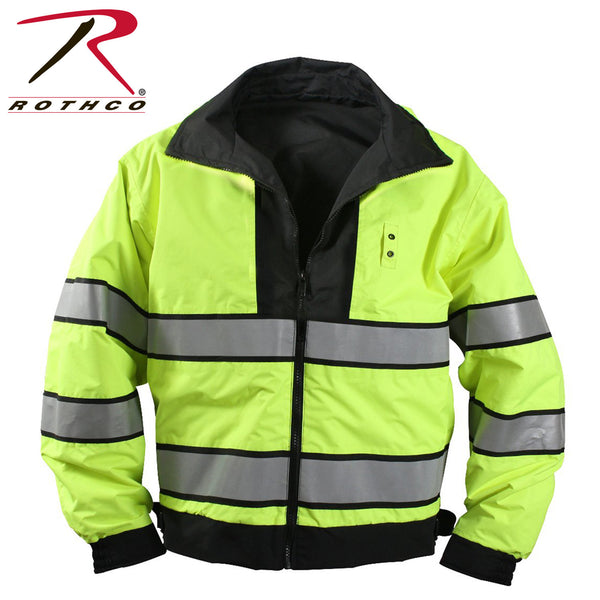Rothco Reversible Hi-visibility Uniform Jacket