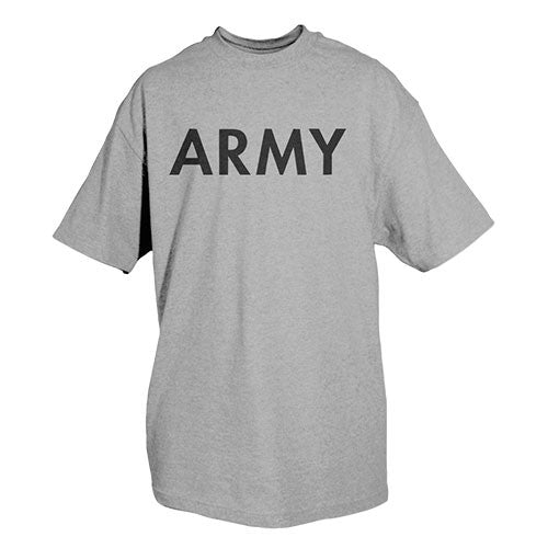 ARMY T-shirt Gray