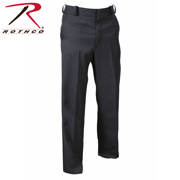Rothco Navy Blue Polyester Uniform Pants