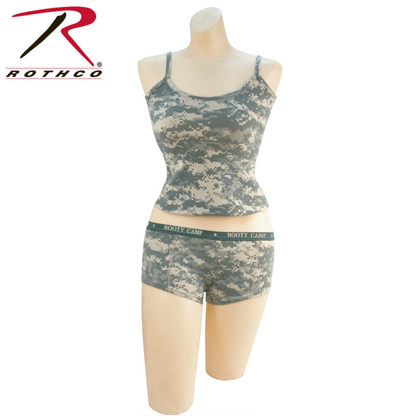 "Rothco ACU Digital ""Booty Camp"" Booty Shorts & Tank Top"