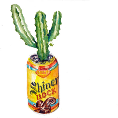 Canned Cactus