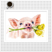 Dandy the Piglet | Print