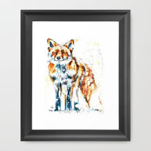 Sly the Fox | Print
