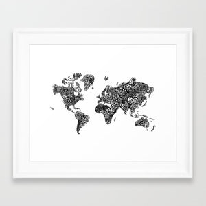 World Florals | Print