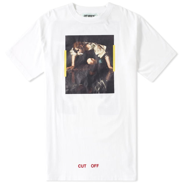 OFF WHITE NARCISO T-SHIRT