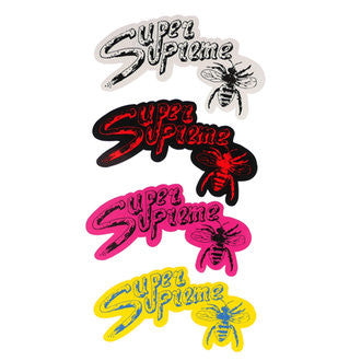 SUPREME LIMONIOUS SUPER SUPREME STICKER