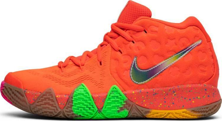 newest b77bd 9c34b KYRIE 4 (GS) LUCKY CHARMS