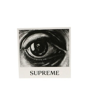 SUPREME M.C. ESCHER STICKER