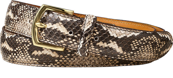 SUPREME FAUX SNAKESKIN BELT