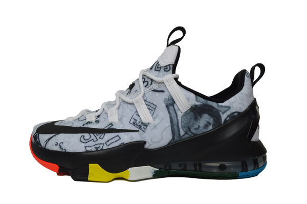 LEBRON 13 LOW QS 'FAMILY FOUNDATION