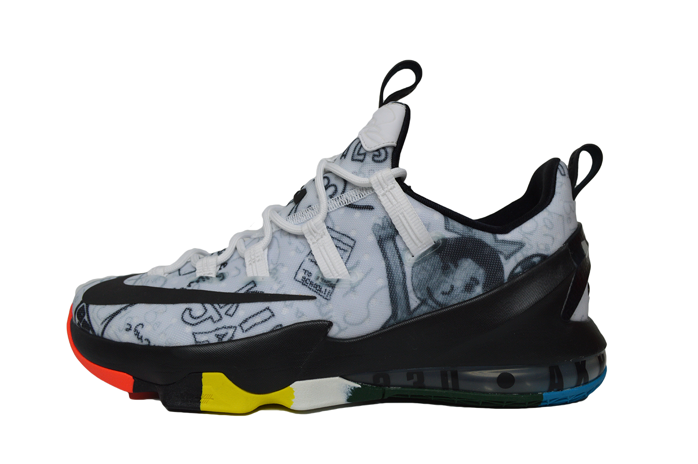 """LEBRON 13 LOW QS 'FAMILY FOUNDATION"""""""
