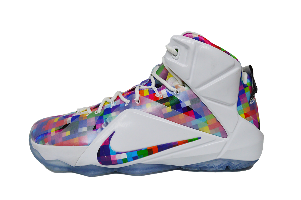 d45a7789287e where can i buy lebron 12 prism shoes 07bbb b0ccf
