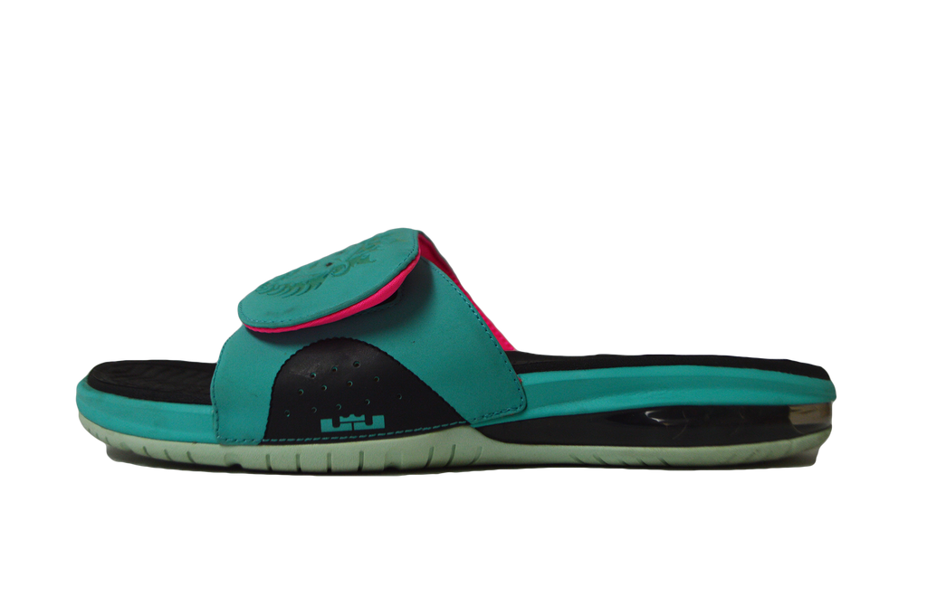 cheap for discount f7344 07e5c LEBRON SOUTH BEACH SLIDES   ReUp Philly