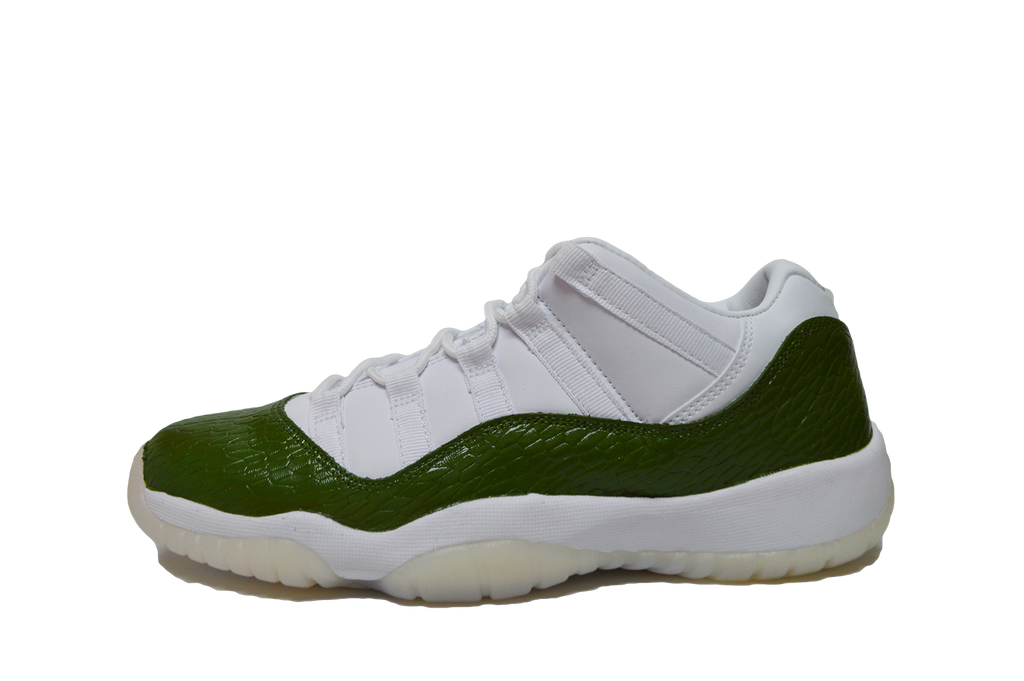 size 40 298ae fc559 AIR JORDAN 11 LOW CUSTOM