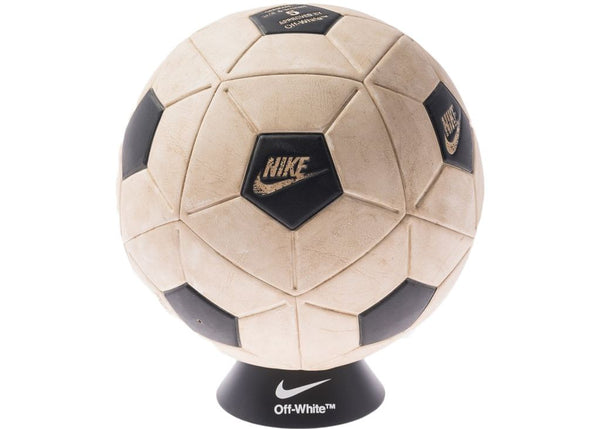 OFF WHITE SOCCER BALL