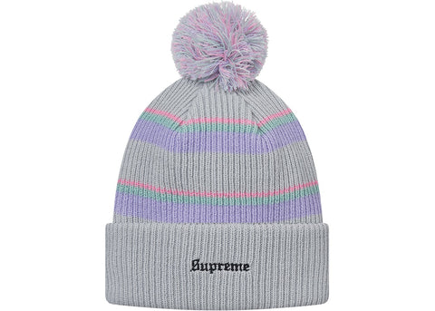 c2689e29 Quick Shop SUPREME BIG STRIPE BEANIE