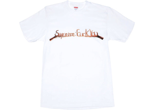 SUPREME FUCK YOU TEE