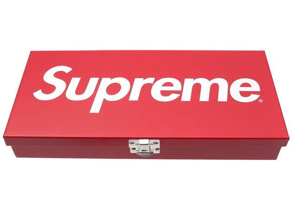 SUPREME LARGE METAL STORAGE