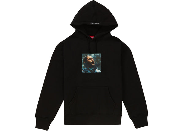 SUPREME MARVIN GAYE HOODED SWEATSHIRT